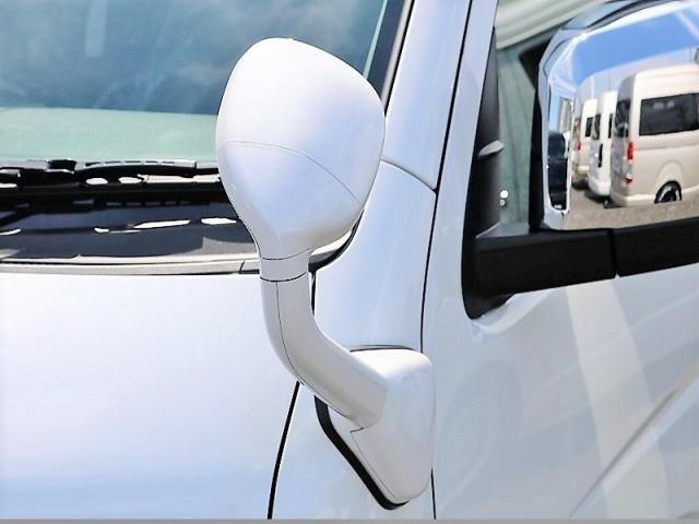GL ロング PVM付 フレックスオリジナルシートアレンジVer1 ベットキット搭載 ローダウン アルミ フロントスポイラー ナビ ETC2.0 パノラマ連動 フリップダウン ローダウン LEDテール カスタム済(12枚目)