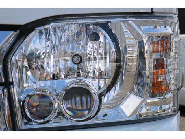 GL ロング PVM付 フレックスオリジナルシートアレンジVer1 ベットキット搭載 ローダウン アルミ フロントスポイラー ナビ ETC2.0 パノラマ連動 フリップダウン ローダウン LEDテール カスタム済(23枚目)