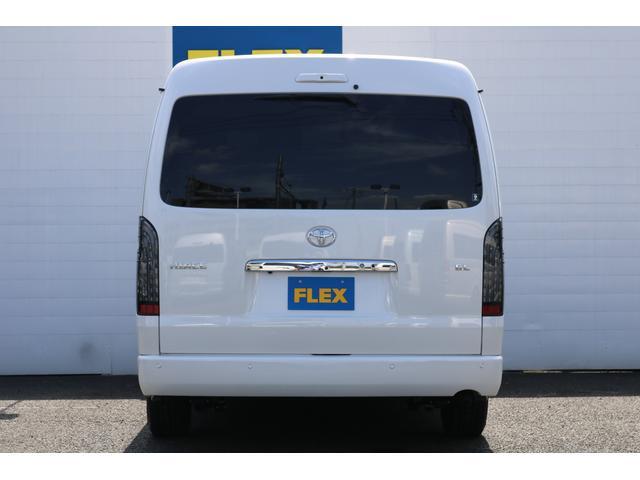 GL ロング PVM付 フレックスオリジナルシートアレンジVer1 ベットキット搭載 ローダウン アルミ フロントスポイラー ナビ ETC2.0 パノラマ連動 フリップダウン ローダウン LEDテール カスタム済(44枚目)