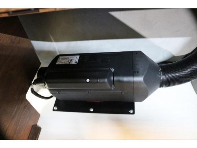SロングワイドDX オリジナルキャンピングカーSH-TYPE1 スーパーロング FFヒーター サブバッテリー 冷蔵庫 2段ベット フロントスポイラー ガッツミラー同色塗装 デジタルインナー クリアランスソナー 寒冷地仕様(9枚目)