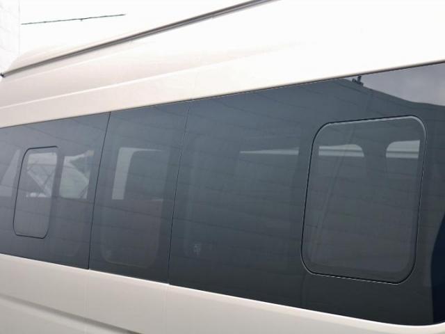 SロングワイドDX オリジナルキャンピングカーSH-TYPE1 スーパーロング FFヒーター サブバッテリー 冷蔵庫 2段ベット フロントスポイラー ガッツミラー同色塗装 デジタルインナー クリアランスソナー 寒冷地仕様(17枚目)