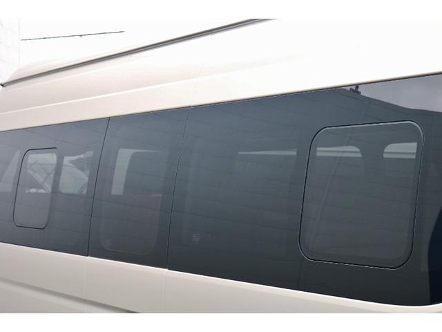 SロングワイドDX オリジナルキャンピングカーSH-TYPE1 スーパーロング FFヒーター サブバッテリー 冷蔵庫 2段ベット フロントスポイラー ガッツミラー同色塗装 デジタルインナー クリアランスソナー 寒冷地仕様(31枚目)