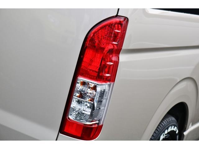 SロングワイドDX オリジナルキャンピングカーSH-TYPE1 スーパーロング FFヒーター サブバッテリー 冷蔵庫 2段ベット フロントスポイラー ガッツミラー同色塗装 デジタルインナー クリアランスソナー 寒冷地仕様(32枚目)