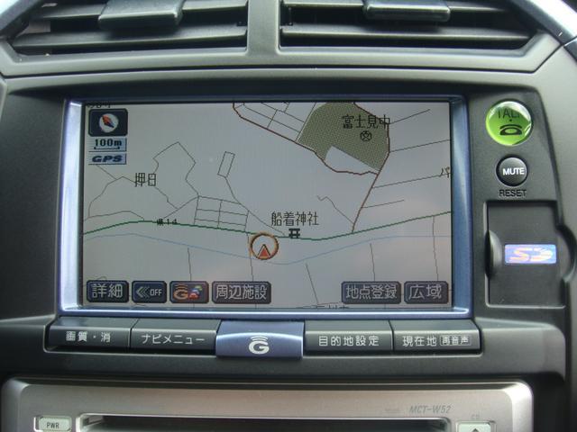 トヨタ WiLL サイファ 1.3L SDナビ キーレスキー 社外アルミホイール