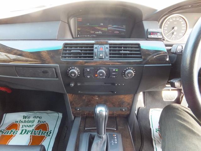 BMW BMW 545i Mスポーツパッケージ 社外19インチアルミ