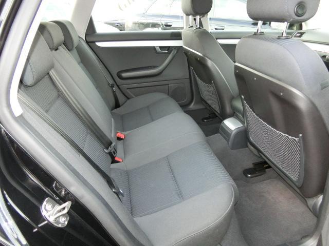 アウディ アウディ A4アバント 1.8T キセノン HDDナビ ETC パワーシート アルミ