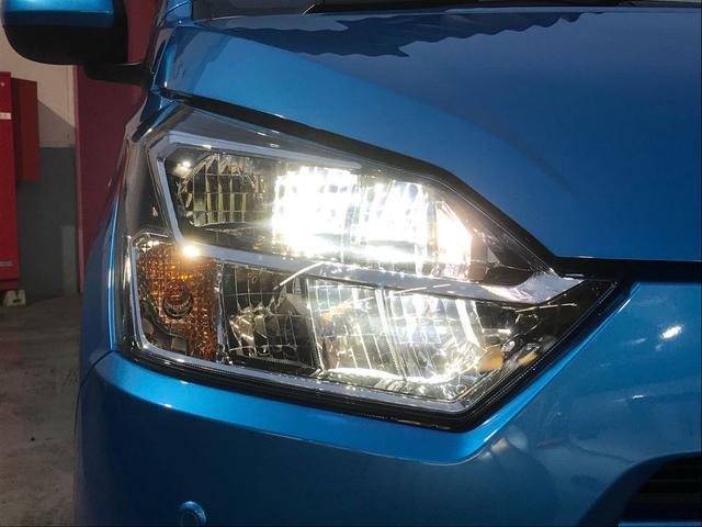 X リミテッドSAIII LEDライト 4隅コーナーセンサー(13枚目)
