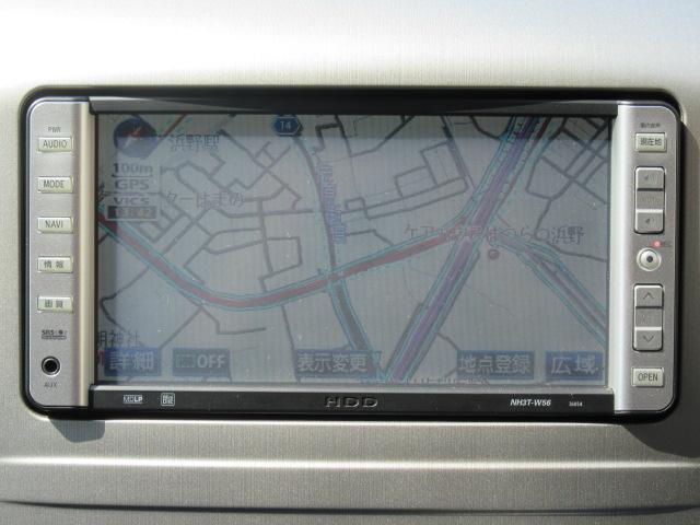 トヨタ アルファードG MS HDDナビ Bカメラ 両側電動スライドドア