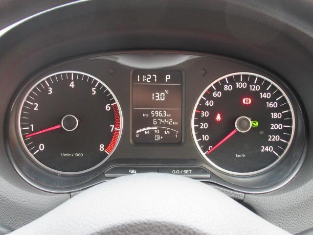 フォルクスワーゲン VW ポロ TSIコンフォートライン 社外AW キーレス 純正オーディオ