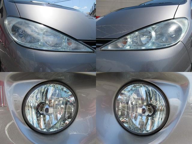 トヨタ エスティマL アエラスプレミアム4WD HDDナビ 左右電動スライドドア