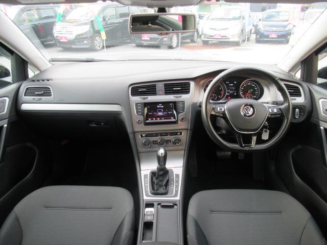 フォルクスワーゲン VW ゴルフ TSIコンフォートラインブルーモーションテクノロジー