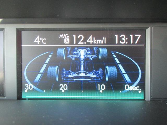 1.6GTアイサイト 4WD レーンアシスト HDDナビ(12枚目)
