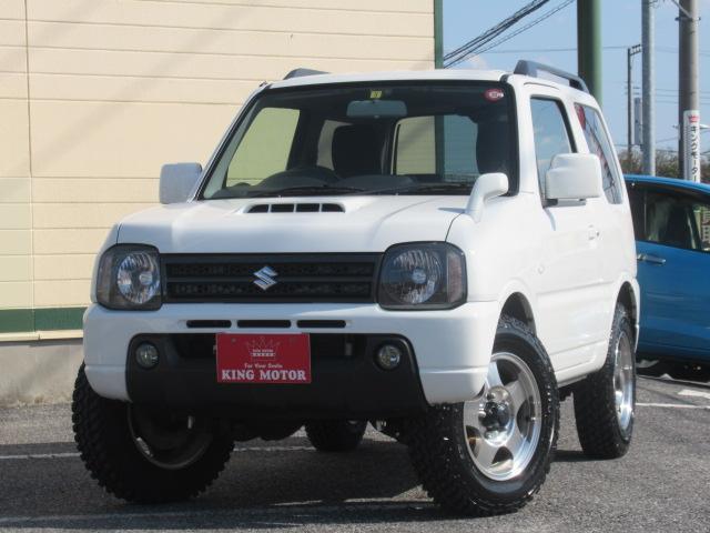 XC 4WD 5速MT 背面タイヤ 純正アルミ 純正CDデッキ キーレス 運転席&助手席エアバック ABS 衝突安全ボディー エアコン パワーウィンドー(8枚目)