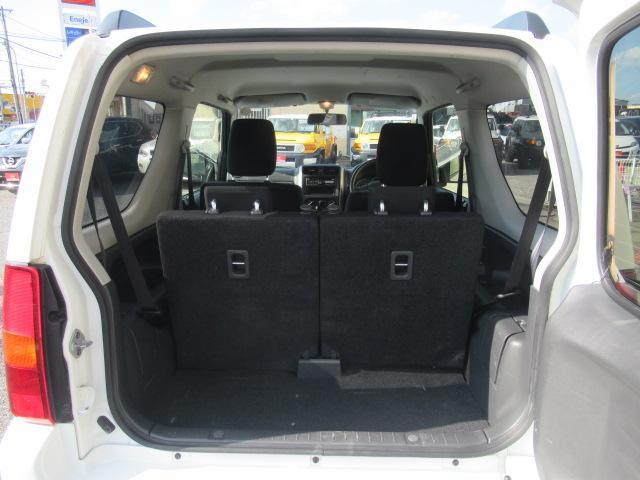 XC 4WD 5速MT 背面タイヤ 純正アルミ 純正CDデッキ キーレス 運転席&助手席エアバック ABS 衝突安全ボディー エアコン パワーウィンドー(54枚目)