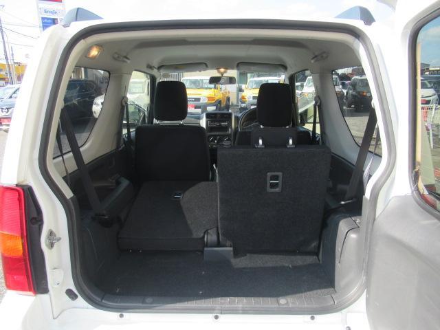 XC 4WD 5速MT 背面タイヤ 純正アルミ 純正CDデッキ キーレス 運転席&助手席エアバック ABS 衝突安全ボディー エアコン パワーウィンドー(55枚目)