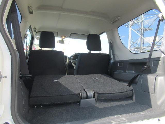 XC 4WD 5速MT 背面タイヤ 純正アルミ 純正CDデッキ キーレス 運転席&助手席エアバック ABS 衝突安全ボディー エアコン パワーウィンドー(57枚目)