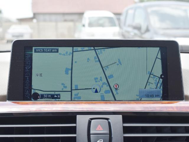 純正HDDナビ搭載ですので、初めての道や遠出でもガイドしてくれますので道に迷わず安心です!