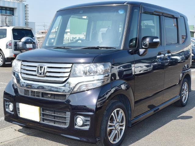 「ホンダ」「N-BOX+カスタム」「コンパクトカー」「千葉県」の中古車23