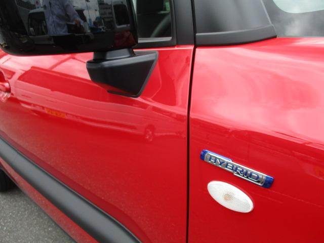 スズキ クロスビー HYBRID MX LEDヘッドライト 自動ブレーキ