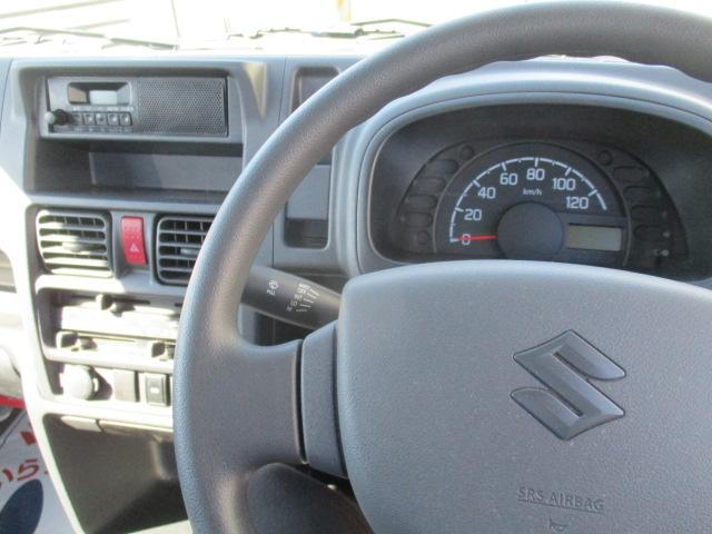 KCエアコンパワステ 3型 4WD デモカーUP 禁煙車(4枚目)