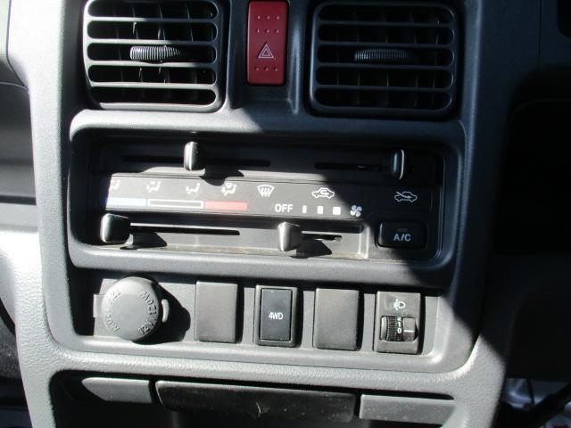KCエアコンパワステ 3型 4WD デモカーUP 禁煙車(7枚目)