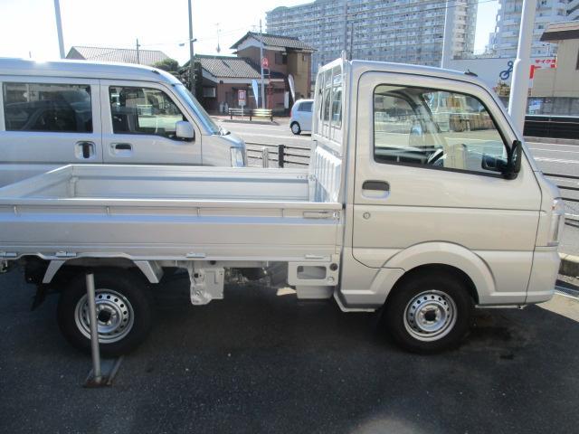 KCエアコンパワステ 3型 4WD デモカーUP 禁煙車(12枚目)