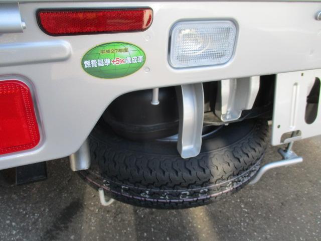KCエアコンパワステ 3型 4WD デモカーUP 禁煙車(17枚目)