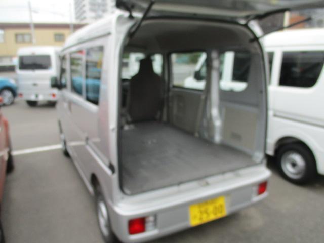 PA 2型 デモカーUP禁煙車 エアコン パワステ ラジオ(16枚目)