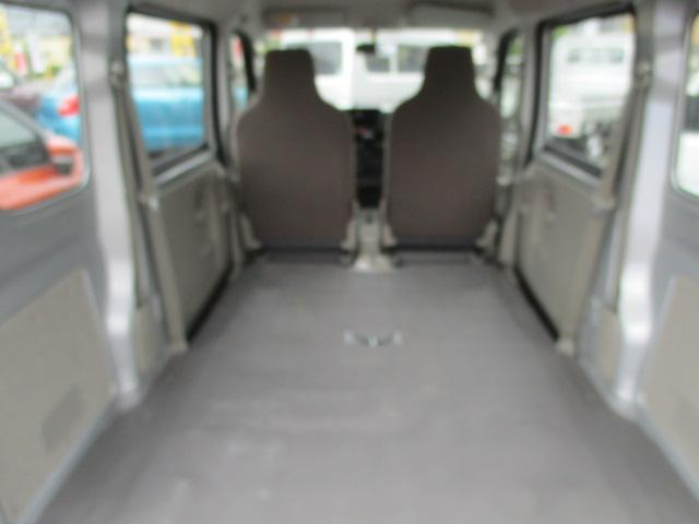 PA 2型 デモカーUP禁煙車 エアコン パワステ ラジオ(17枚目)