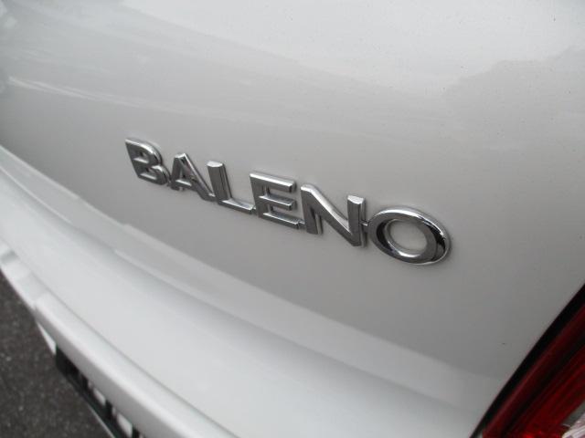 安心のディラー車♪大人なバレーノ♪