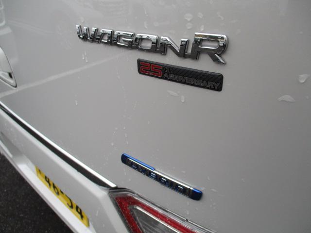 25周年記念車HYBRIDFZリミテッド デモカーUP禁煙車(18枚目)