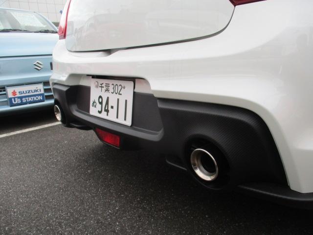 スポーツ6AT IC付ターボ デモカーUP禁煙車エアロアルミ(17枚目)