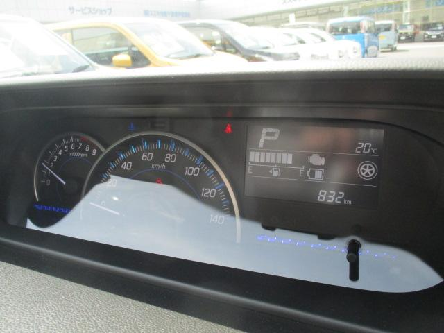 HYBRID FZ 2型禁煙元試乗車前後衝突被害軽減ブレーキ(7枚目)