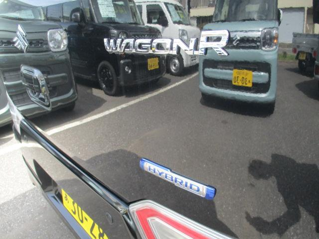 HYBRID FZ 2型禁煙元試乗車前後衝突被害軽減ブレーキ(18枚目)