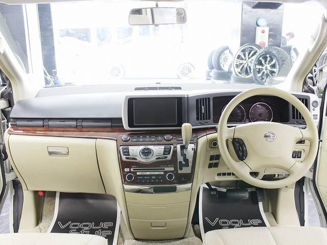 日産 エルグランド 250V両側電動スライドドアHDDナビ新品エアロ