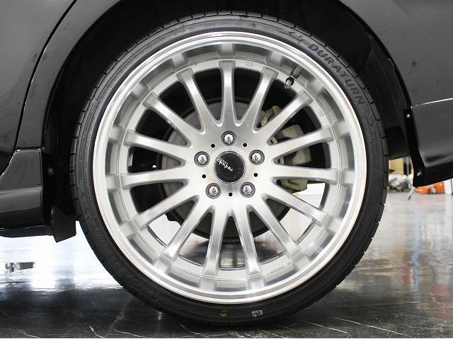 トヨタ プリウスアルファ G地デジ純正SDナビ3列シート新品エアロ6連イカリング