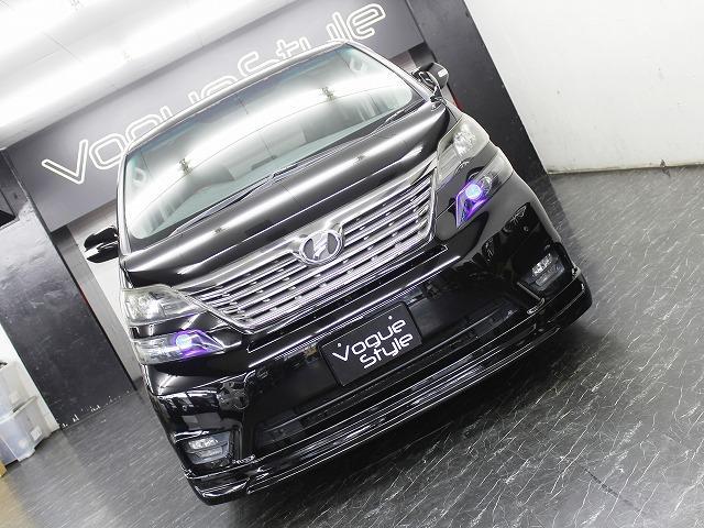 トヨタ ヴェルファイア 2.4Z 両側電動S地デジHDD インナーブラックHライト