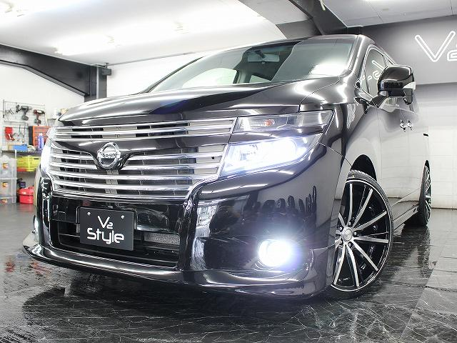250XG 地デジ電動S 新品エアロ ファイバーLEDライト(6枚目)