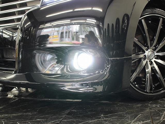 250XG 地デジ電動S 新品エアロ ファイバーLEDライト(11枚目)