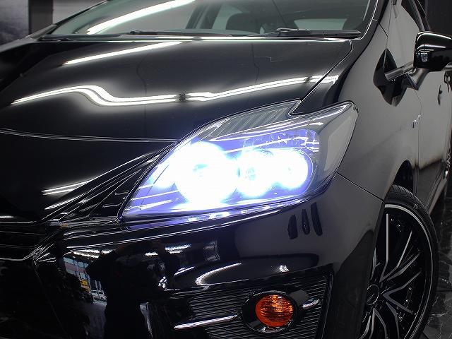 S LED-ED 後期Gs仕様新品エアロ 6連イカリング(9枚目)
