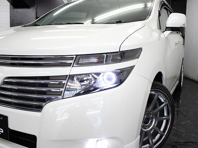 250XG 地デジ両側電動S 新品エアロ ローダウン(9枚目)
