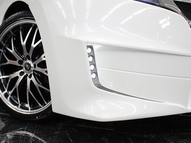 250XG 両側電動S フルエアロ ファイバーLEDライト(10枚目)