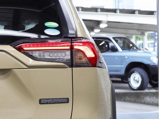 アドベンチャー 4WD 黒皮パワーシート 新品アルミホイール リフトアップ 新品ディスプレイオーディオ Apple/AndroidCarPlay対応 シートH/シートAC ワンオーナー(18枚目)