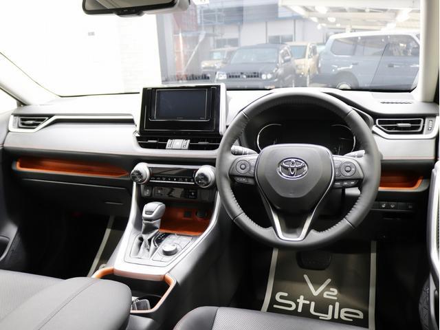 アドベンチャー 4WD 黒皮パワーシート 新品アルミホイール リフトアップ 新品ディスプレイオーディオ Apple/AndroidCarPlay対応 シートH/シートAC ワンオーナー(20枚目)