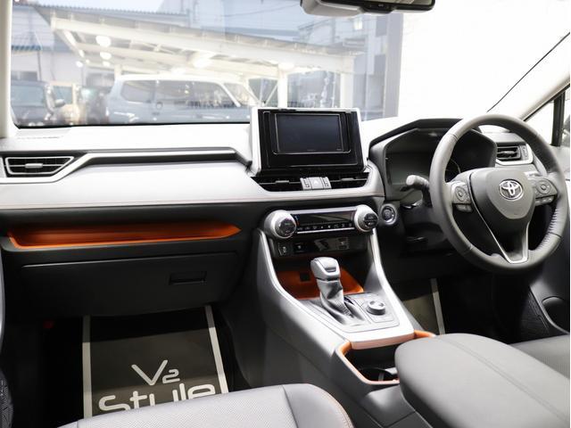 アドベンチャー 4WD 黒皮パワーシート 新品アルミホイール リフトアップ 新品ディスプレイオーディオ Apple/AndroidCarPlay対応 シートH/シートAC ワンオーナー(21枚目)