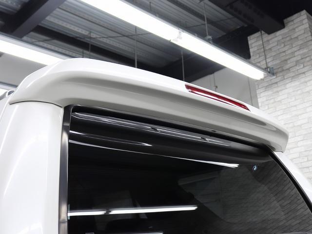 SSR-Xリミテッド サンルーフ フルセグ地デジ HDDナビ 2インチリフトアップ 新品17インチアルミホイール 4連イカリングヘッドライト(18枚目)