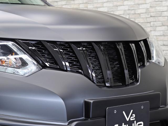 20X NEWデザインエアロ 16インチ新品アルミホイール シートヒーター ブラックマークレスグリル i-STOP 4WD(10枚目)