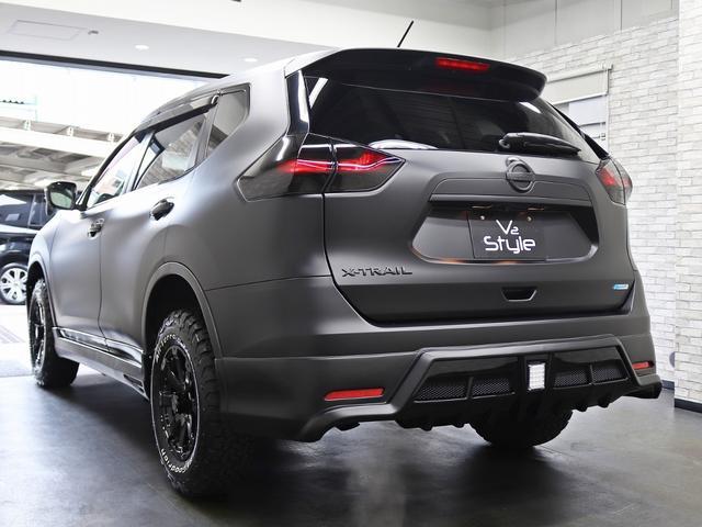 20X NEWデザインエアロ 16インチ新品アルミホイール シートヒーター ブラックマークレスグリル i-STOP 4WD(14枚目)