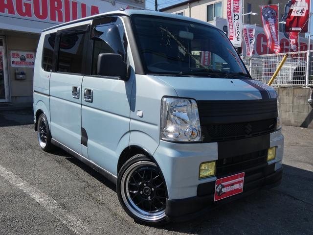 「スズキ」「エブリイワゴン」「コンパクトカー」「千葉県」の中古車3