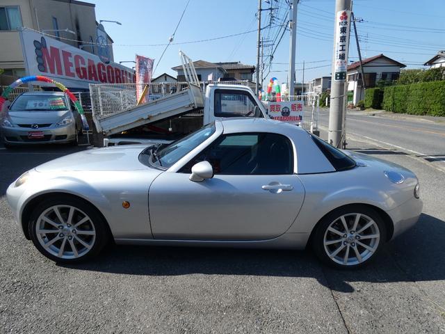 「マツダ」「ロードスター」「オープンカー」「千葉県」の中古車6
